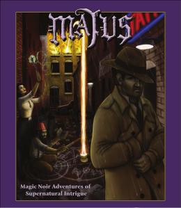 Majus Cover