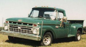 Jax's Pickup