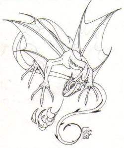 faerie_dragon_inked_by_martfam816
