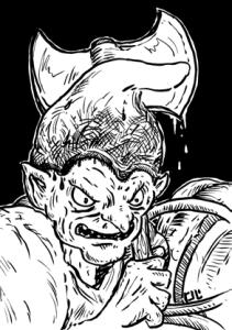 Redcap Goblin